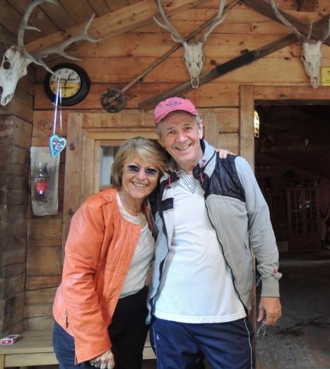 Schatzmeisterin MPTC Vera Offenberg&Fritz Egner