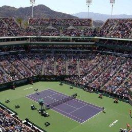 BNP Paribas Open Indian Wells, CA, USA