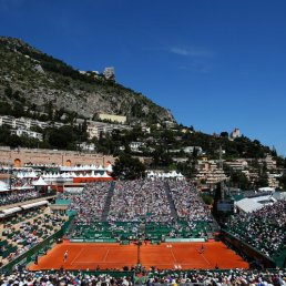 Centre Court in Monte Carlo
