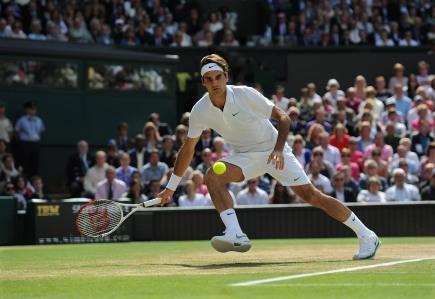 Roger Federer_Wimbledon