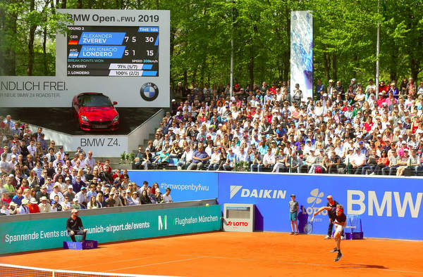 Bmw Open 2019 Munchner Presse Tennisclub Mptc